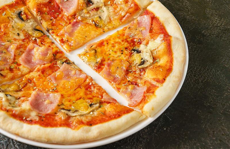 Пицца Прошутто Фунги 20 см
