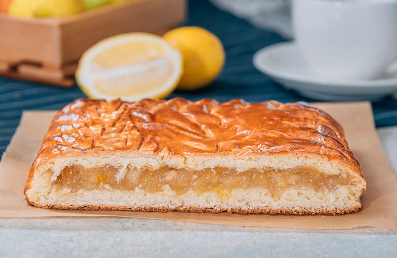 Заказ пирог с лимоном 1 кг