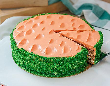 Доставка на дом торт морковный